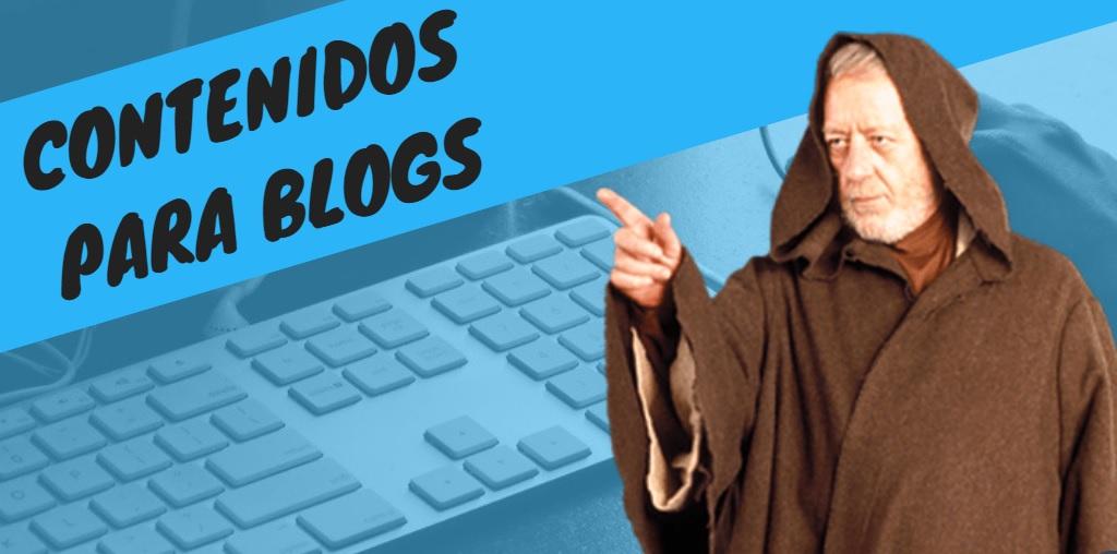 ¿Cómo escribir contenido de calidad para un Blog?