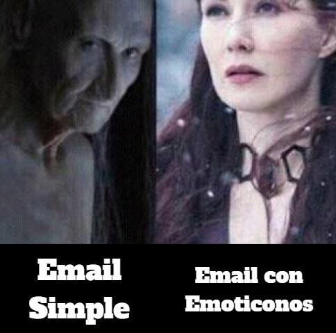 linea de asunto email usar emoticonos ejemplos