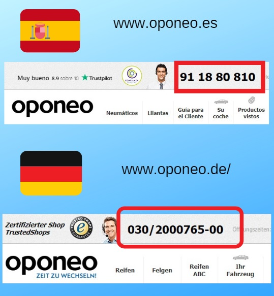 numero virtual internacional ejemplo