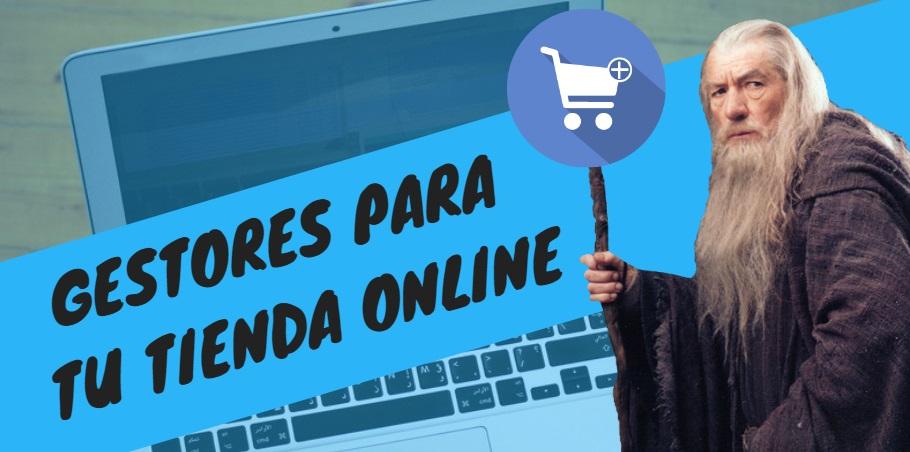 Gestores para tiendas online ▷【Guía para principiantes】