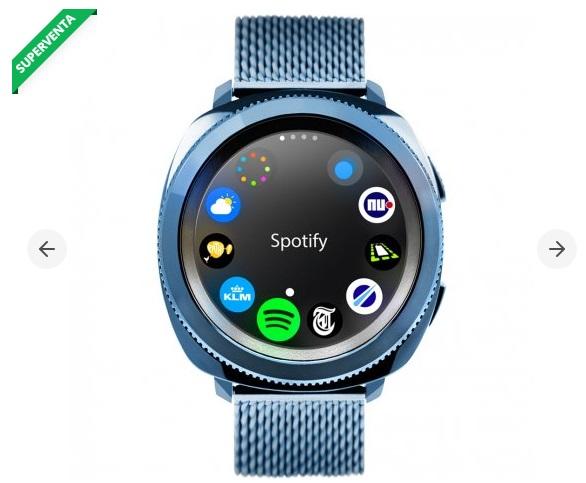 smartwath o reloj inteligente
