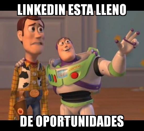 linkedin oportunidades