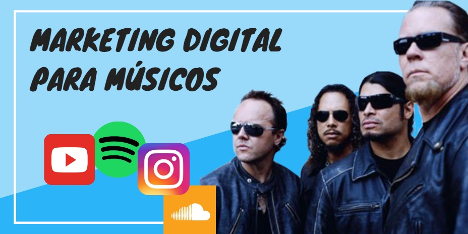 Estrategias de Marketing Digital para Músicos