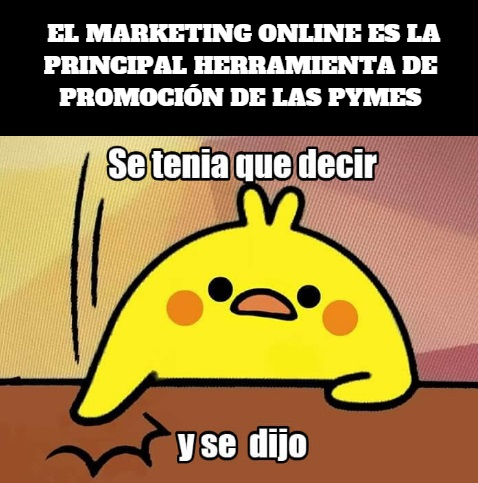 marketing online pymes