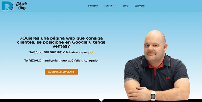 buenos diseños gráficos web