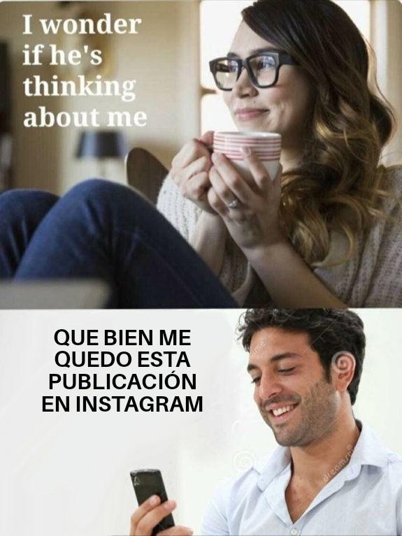 meme publicacion instagram