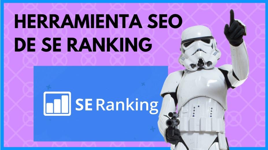 SE Ranking: herramienta recomendada de SEO