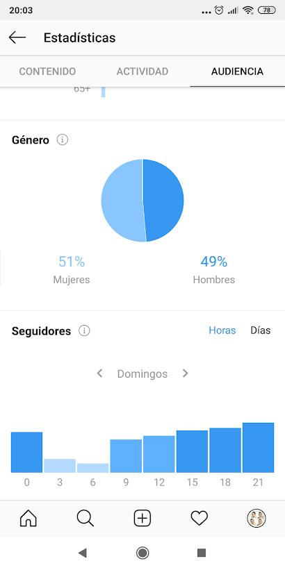 algoritmo de instagram lucia y el seo