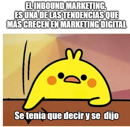 inbound marketing tendencia marketing digital