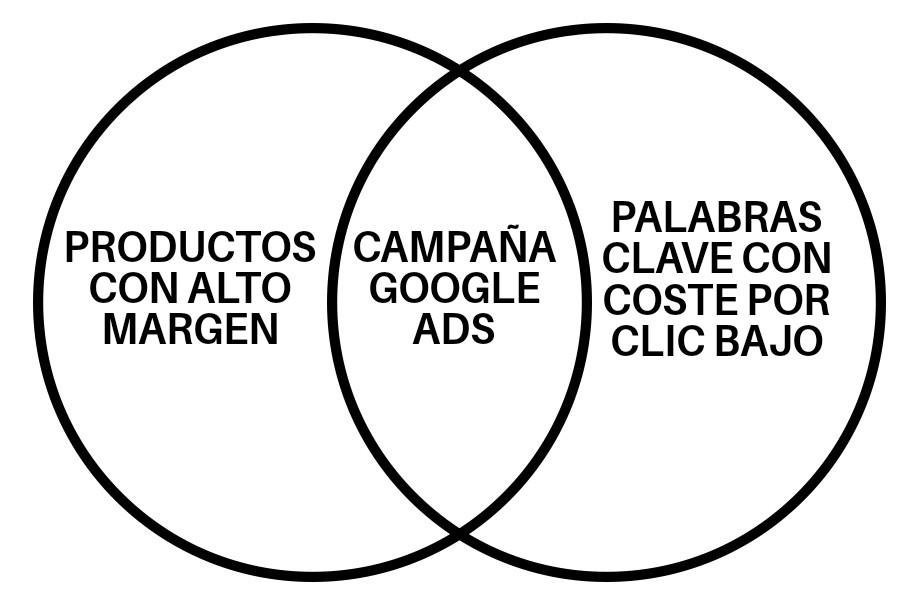 estrategia google ads tienda online