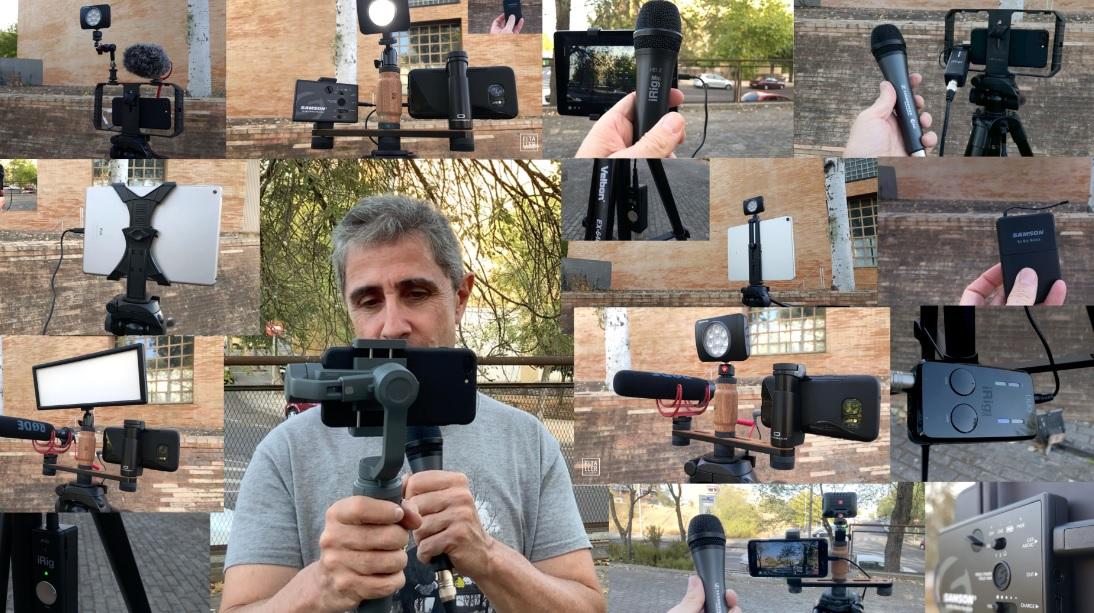 grabando video para empresas