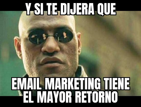 Meme roi email marketing