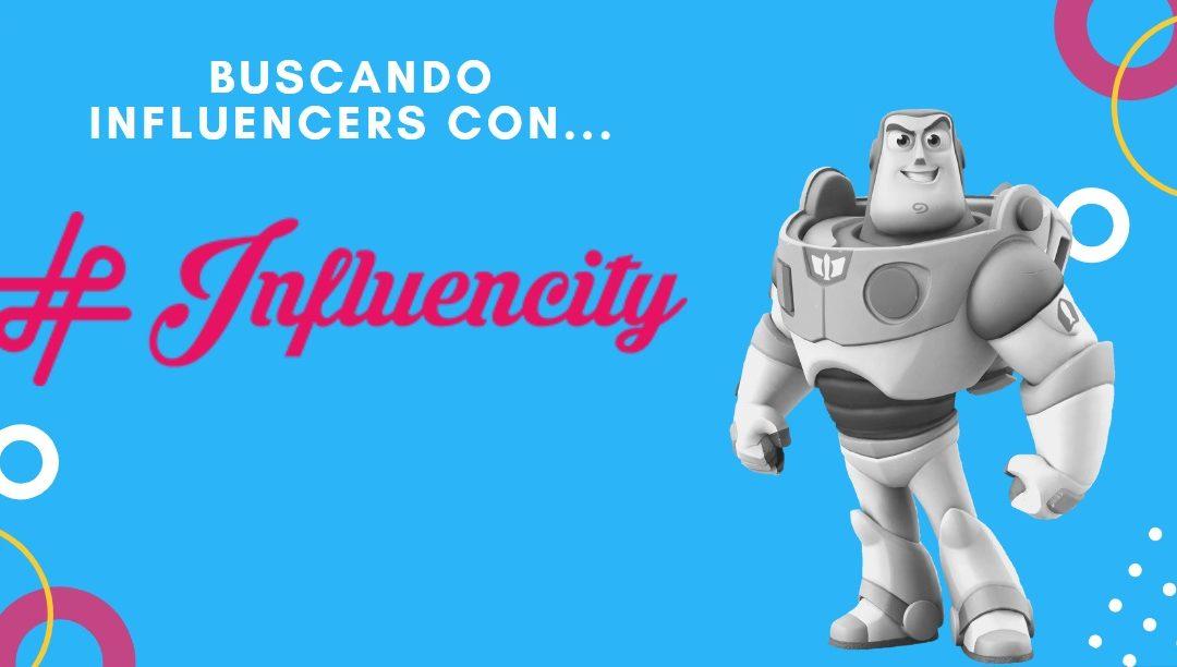 Influencity: Excelente herramienta para buscar Influencers