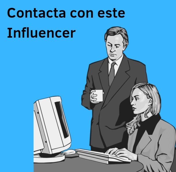 contactar influencers