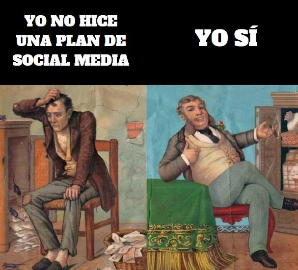 invertir plan social media meme