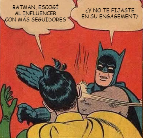meme influencers batman