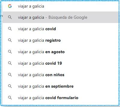 aprendizaje viajero busquedas google