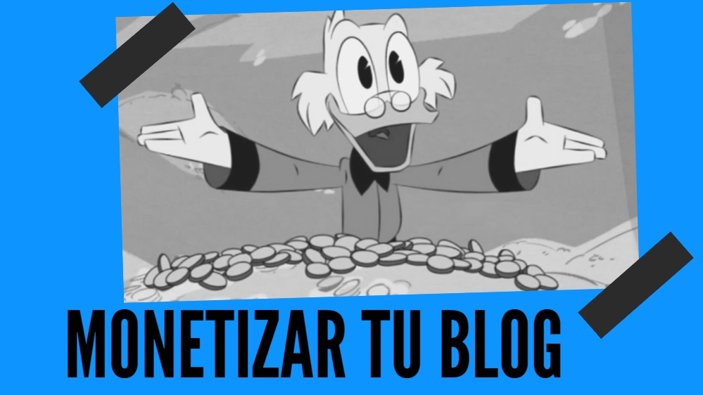 Cómo monetizar tu blog a partir de un Constructor Web