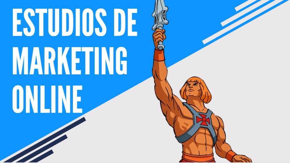 Los Estudios de Mercado de Marketing Online que debes conocer