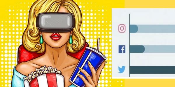 Estudio redes sociales internet