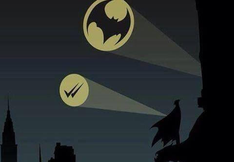 batman whatsapp