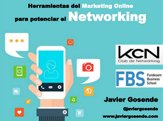Charla sobre Networking y Marketing Online en el Club de Networking Alicante