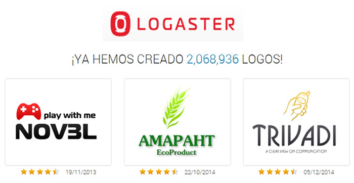 logos con logaster