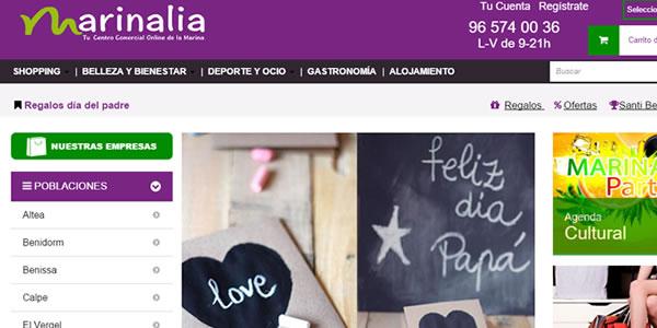 marinalia marketplace servicios