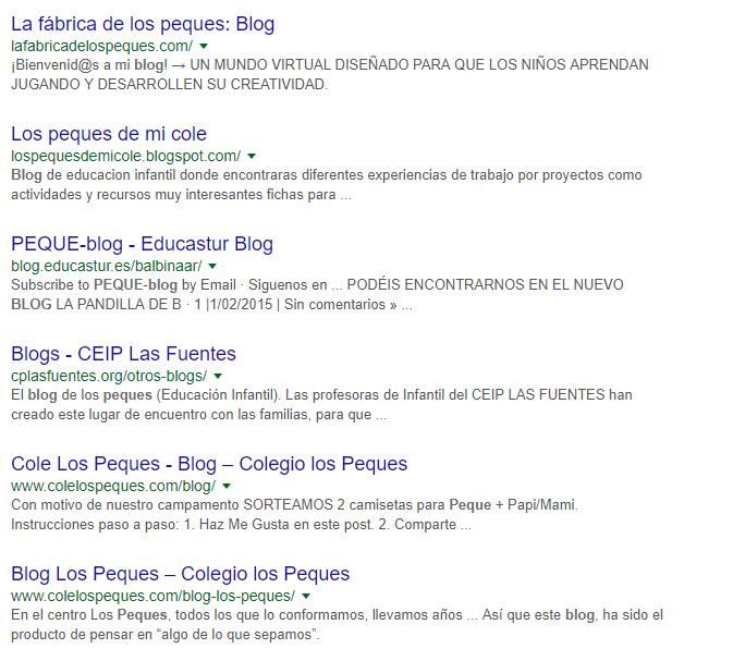 nombres de blogs ejemplos
