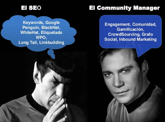 seo y communty managers