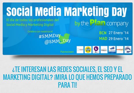 Social Media Marketing Day: Charla sobre SEO y redes sociales